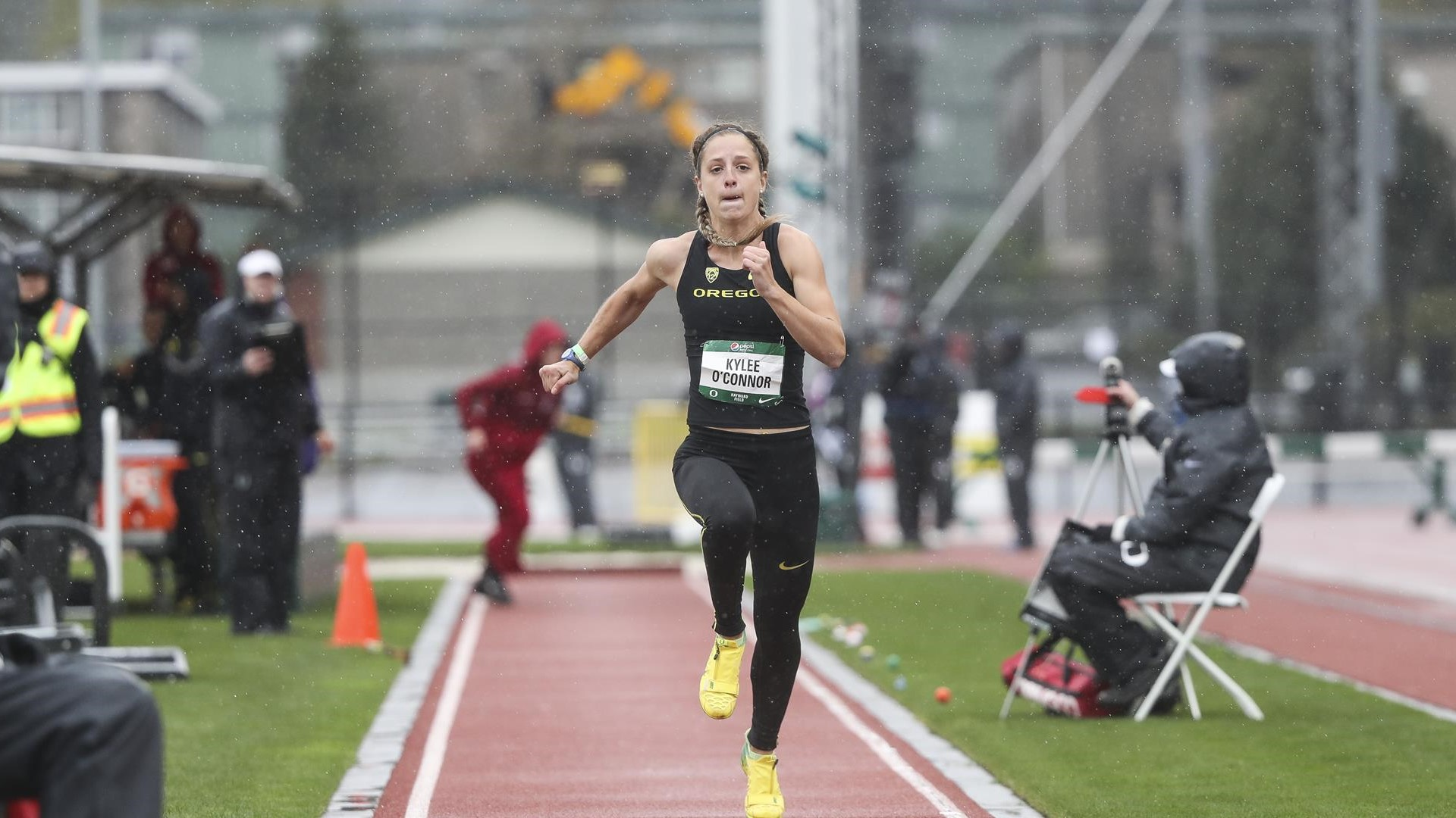 O Connor Torres Earn Sixth Place Finishes at Pac 12 Multis GoDucks The University of Oregon ficial Athletics Web Site