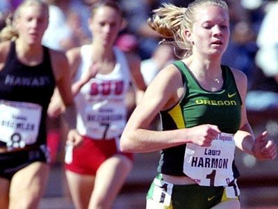 Harmon Races To Regional & Pac-10 5K Invites in Stanford