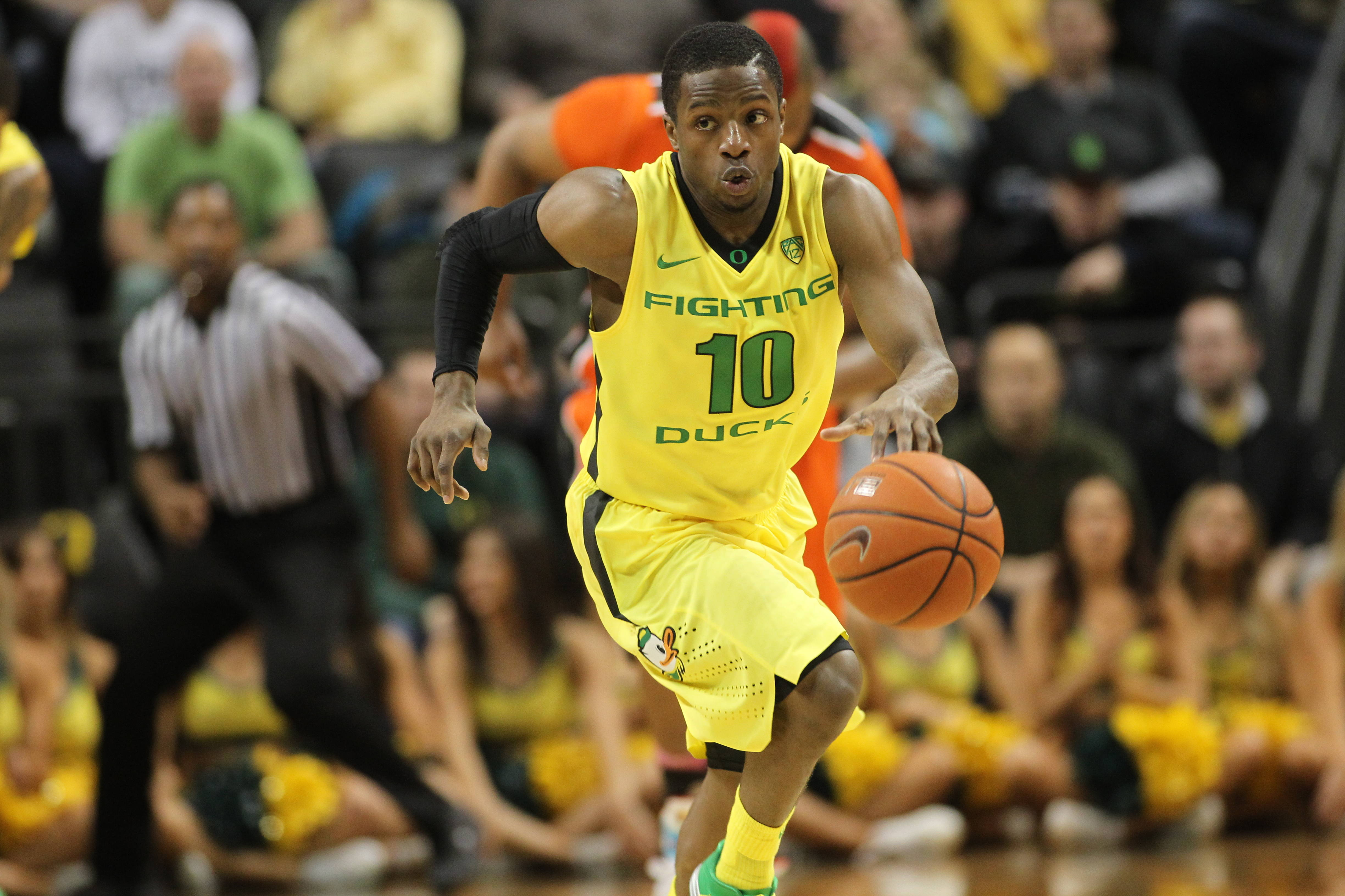 efcb786cf98 No. 12 Oregon Faces No. 5 Oklahoma State In Second Round Of The NCAA ...