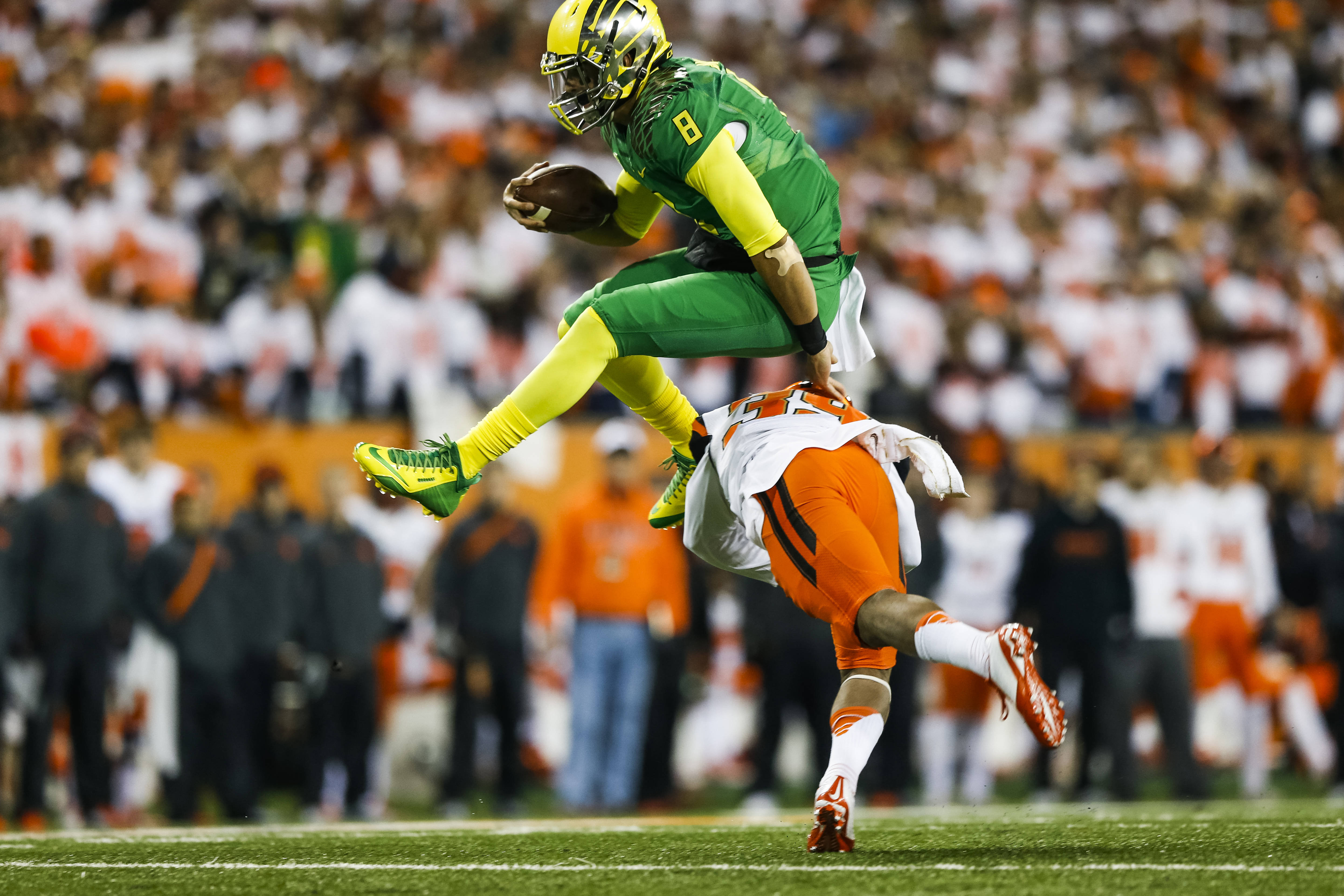 postgame notebook: no. 3 oregon at oregon state - university of