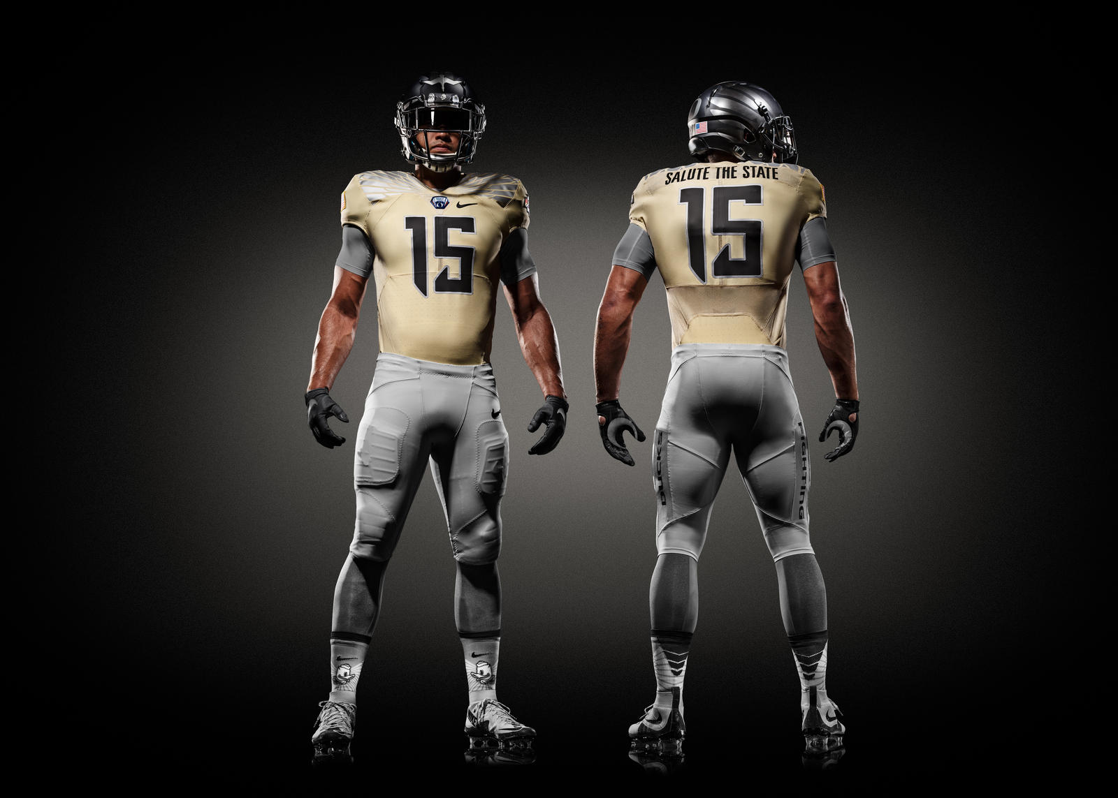2479a326040 Ducks, Nike continue Spring Game uniform tradition - University of ...