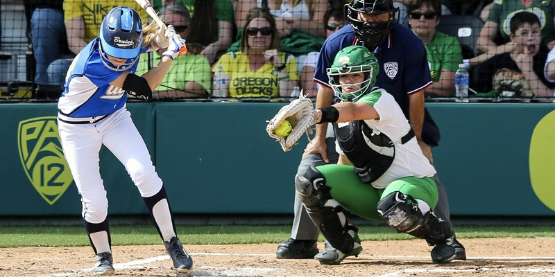 Batterymates Poised To Make History When Ducks Host Arizona - University of Oregon Athletics