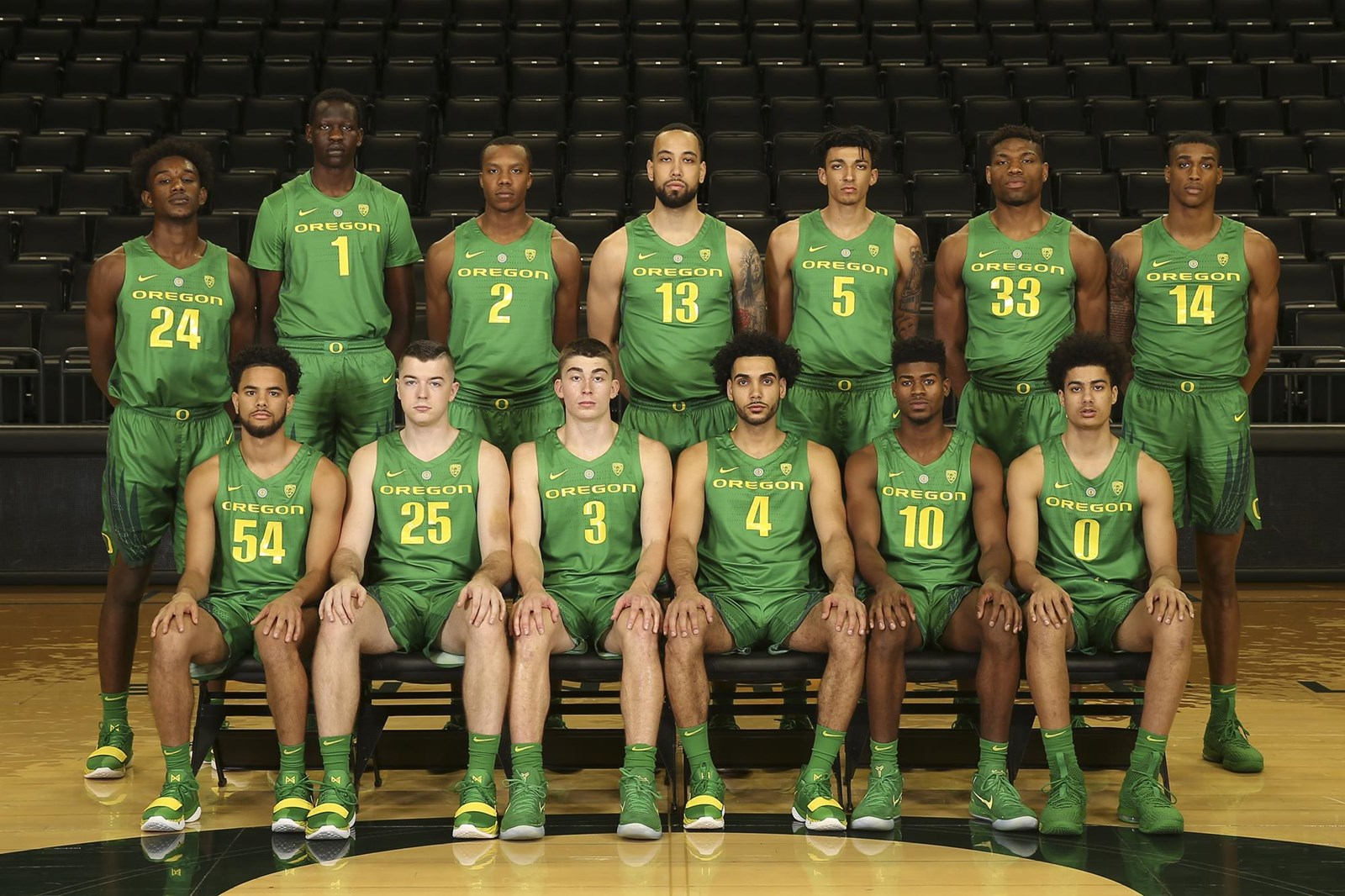 2018-19 men's basketball roster - university of oregon athletics