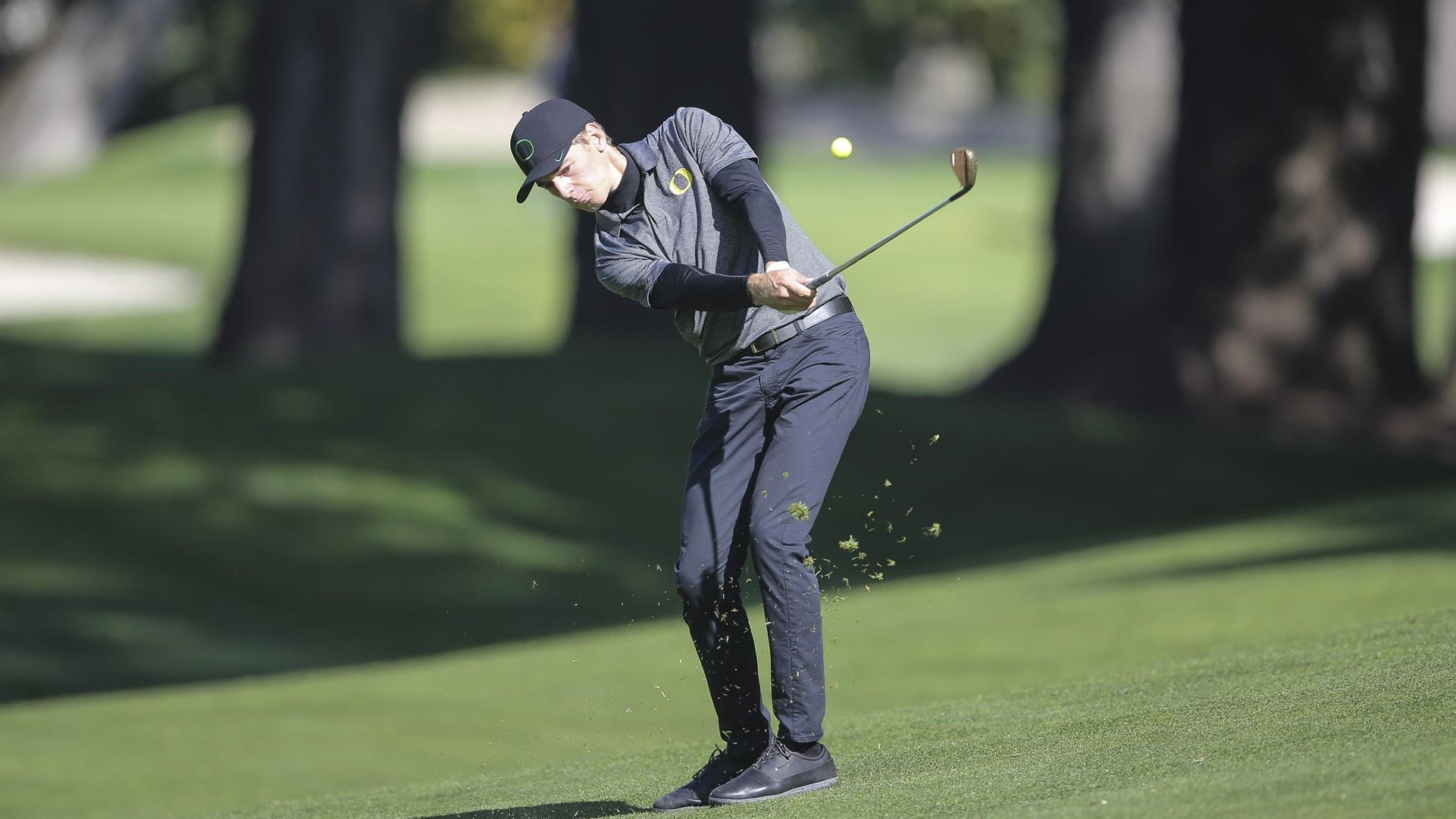 Ducks, Gueant Lead After Stellar Opening Round