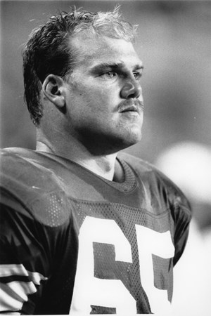 huge discount f0fde cc134 Gary Zimmerman (1993) - Hall of Fame - University of Oregon ...