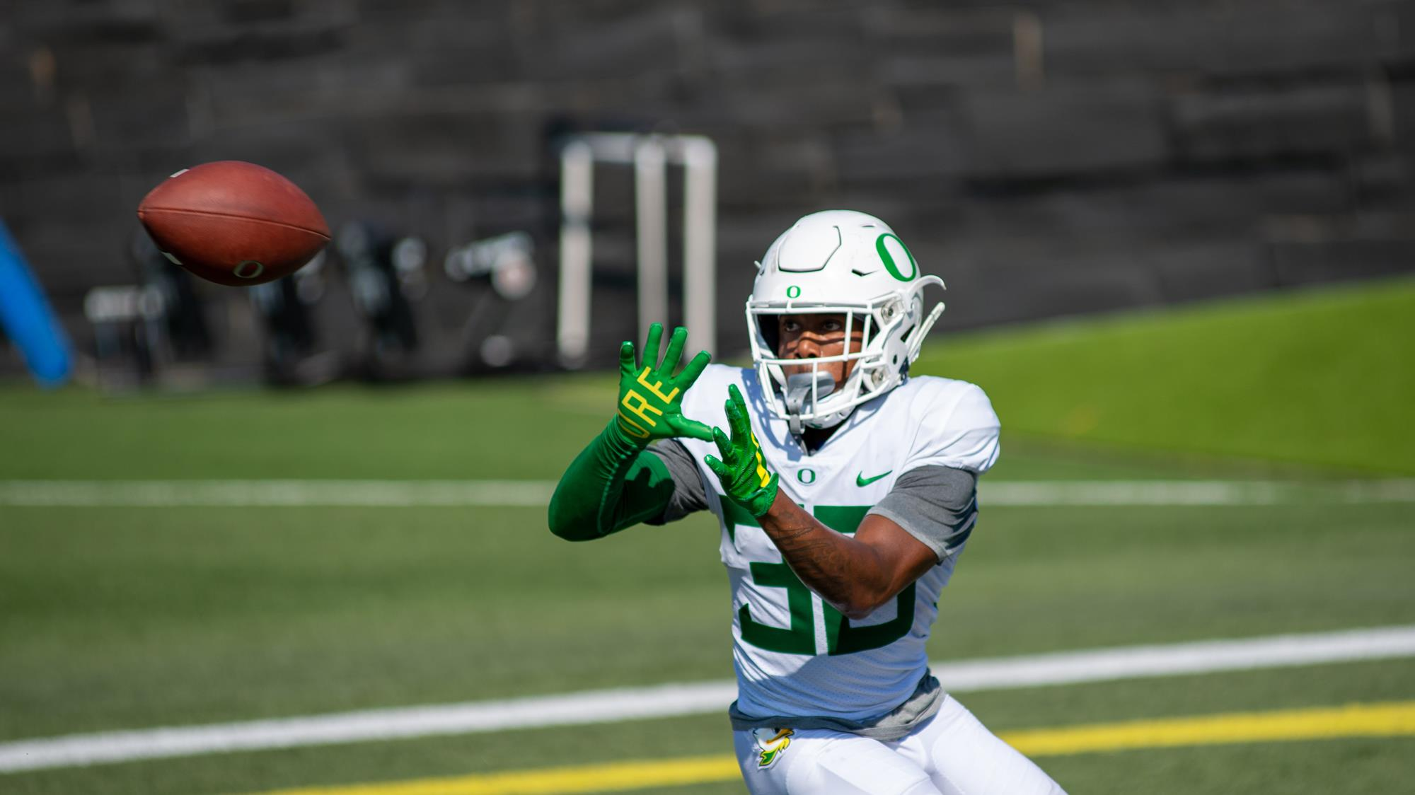 Football Practice Report Aug 28 University Of Oregon